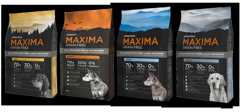 pack maxima