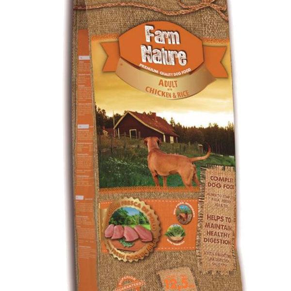 Farm Nature Adult Pollo Y Arroz