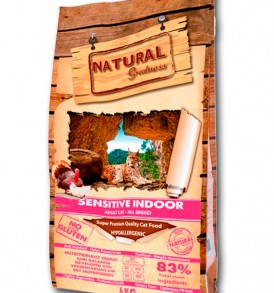 Natural Greatness Receta Sensitive Indoor