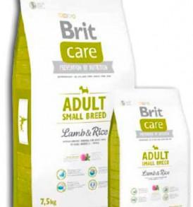 Brit Care Adult Cordero y Arroz Small Breed