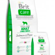 Brit Care Grain Free Adult Salmón y Patata Large Breed
