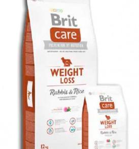 Brit Care Grain Free Weight Loss Conejo y Arroz