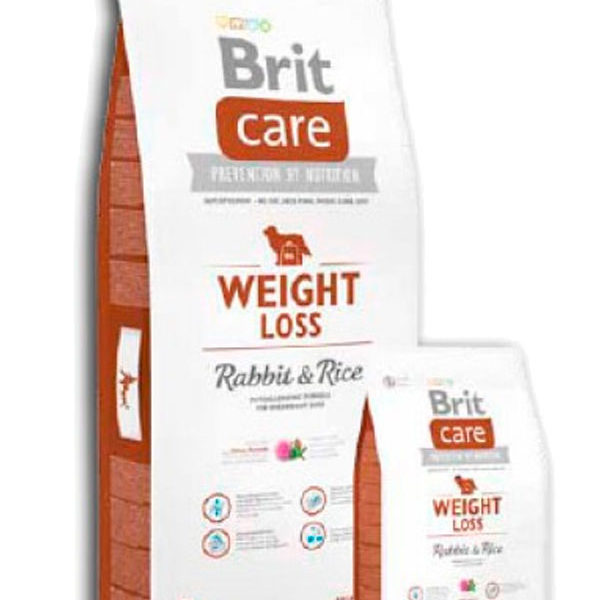 Brit Care Grain Free Weight Loss Conejo y Arroz