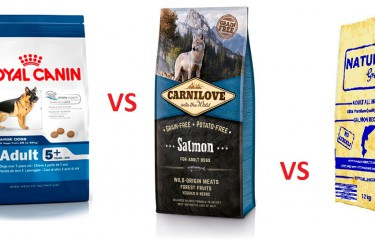 carnilove natural greatness royal canin comparativa