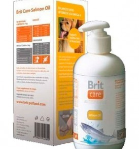 Aceite de Salmon Brit Care