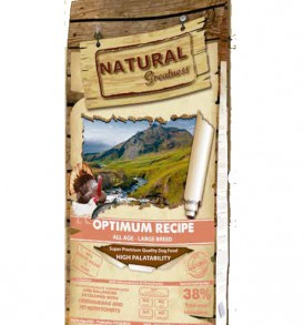 Natural Greatness Receta Optimum Large Breed