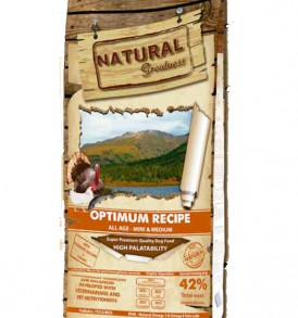 Natural Greatness Receta Optimum Mini & Medium