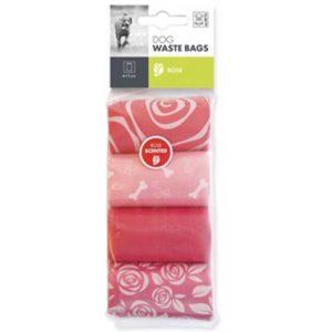 Bolsas higienicas rosas