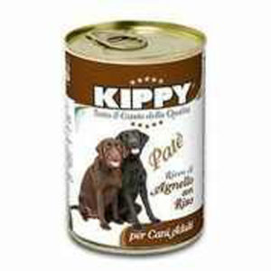 kippy pate cordero y arroz