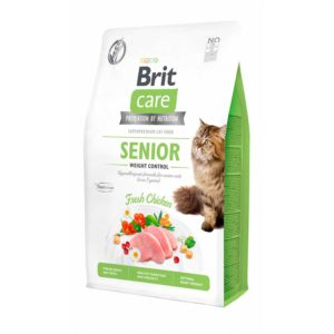 brit care cat senior