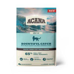 acana countiful catch gato