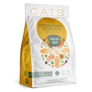 Natura Diet Cat Sterilized