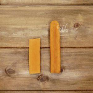 Barrita de queso del himalaya con curcuma