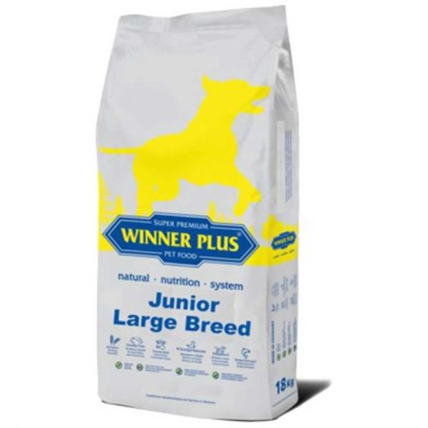 Winner plus junior large breed