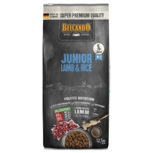 belcando junior cordero y arroz